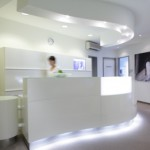 Umbau und Erweiterung einer Zahnarztpraxis