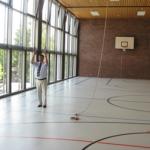 Generalsanierung der Turnhalle in Gaiberg
